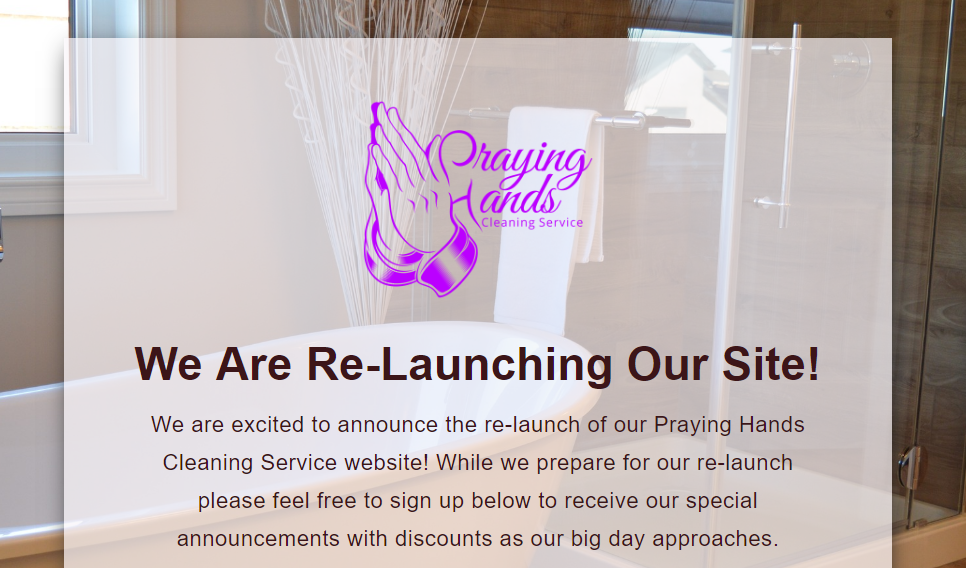The Relaunch